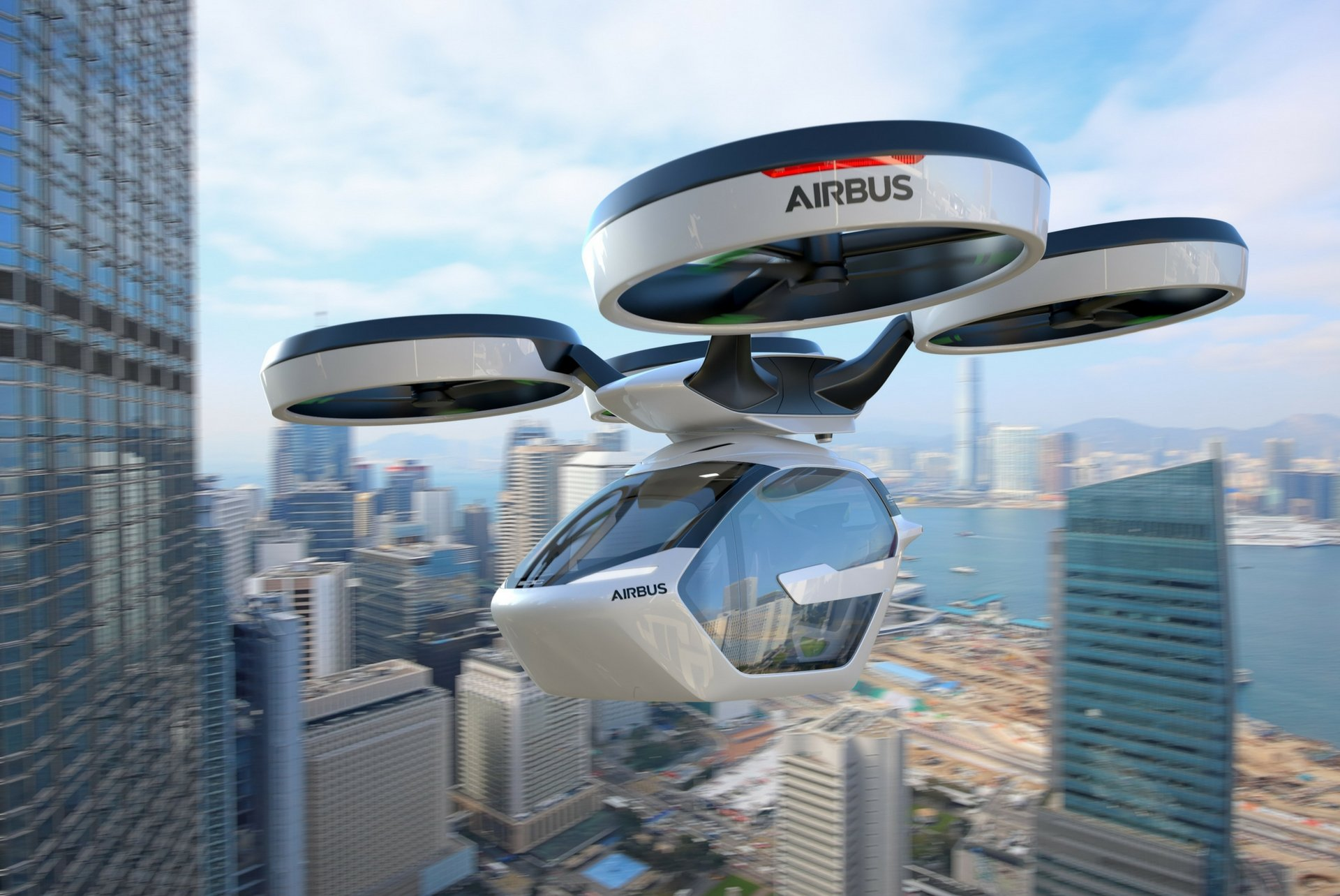 SCMP – Flying cars & driverless vehicles