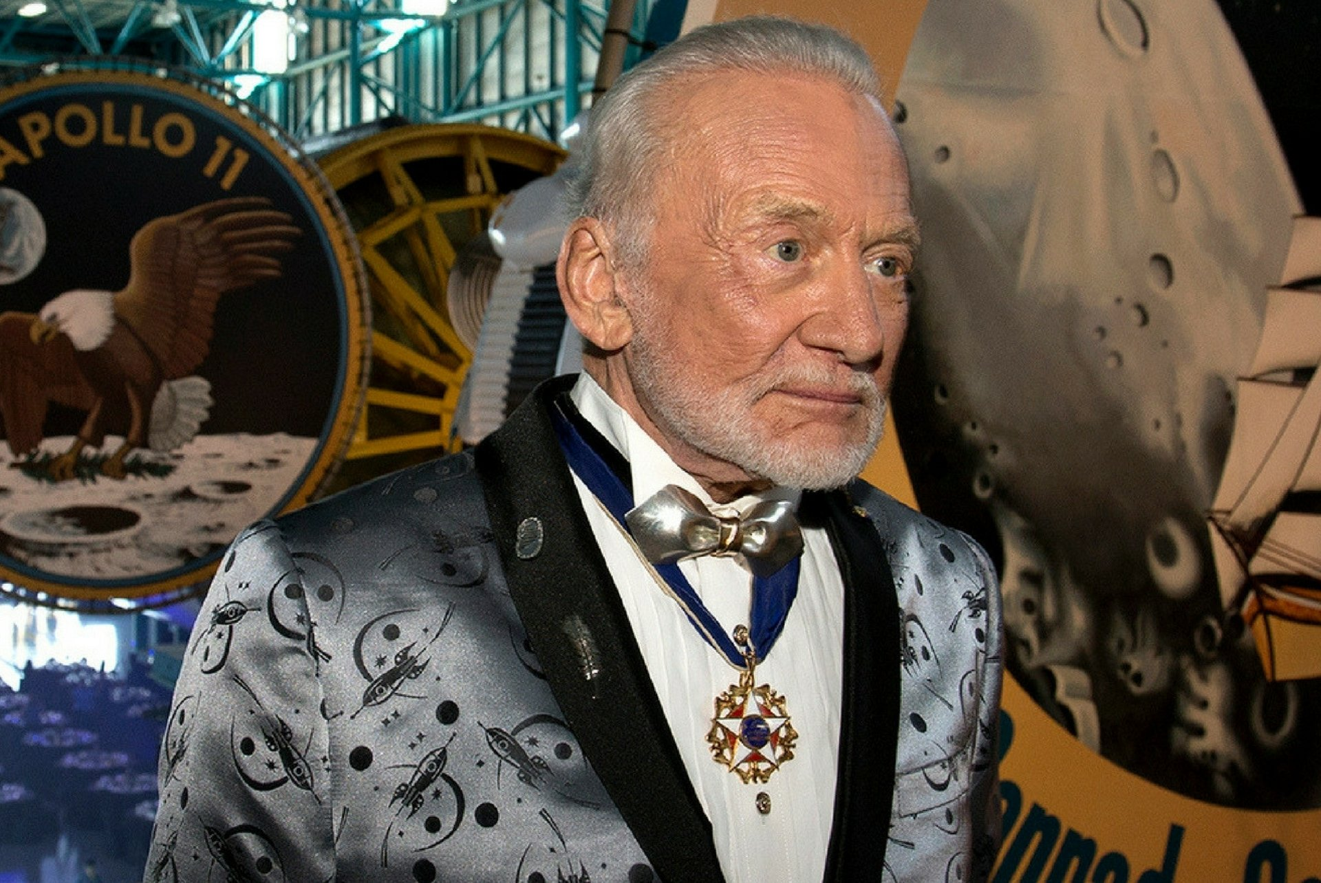 Sky&Telescope – Interview with Buzz Aldrin